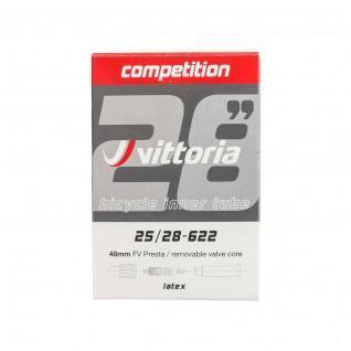 Camera d'aria Vittoria Competition Latex 700x19-23C Presta 48mm