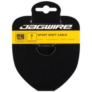 Jagwire Shift Cable-Slick Stainless-1.1X2300mm-Campagnolo