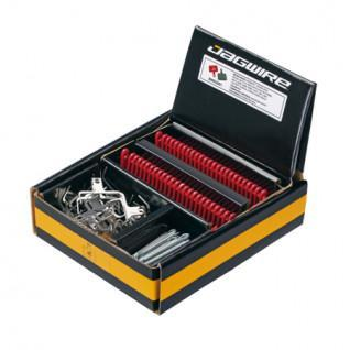 Pastiglie freno Jagwire Workshop Sport Semi-Metallic Disc Brake Pad-Workshop 25 coppie SRAM Guide