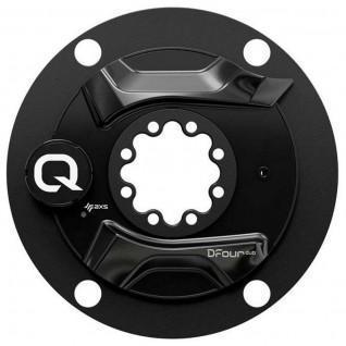 Sensore di potenza Quarq Dfour dub 170mm 110BCD Shimano (BB not in)