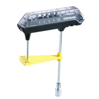 Topeak ComboTorq Wrench Wrench & Bit Set